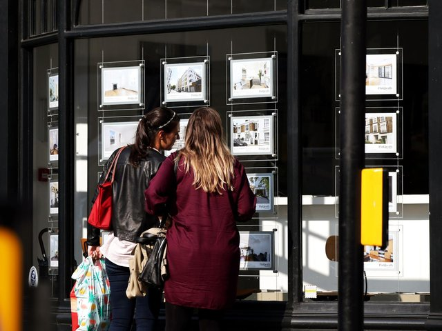 House prices have shot up once again