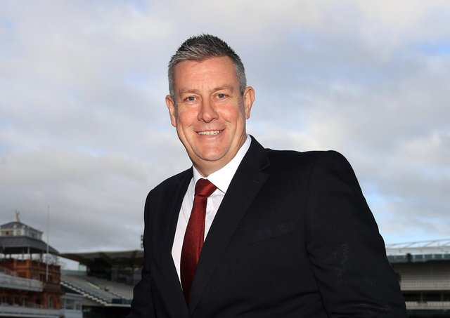 Ashley Giles: Hinting at changes. Picture: Getty Images