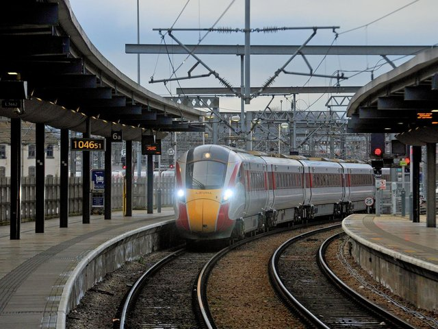 Disruption is expected on LNER services from Yorkshire for weeks