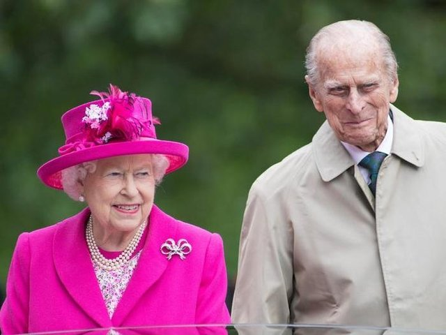 The Queen is to carry out her first major public ceremonial duty since the death of the Duke of Edinburgh. (Pic credit: Getty)