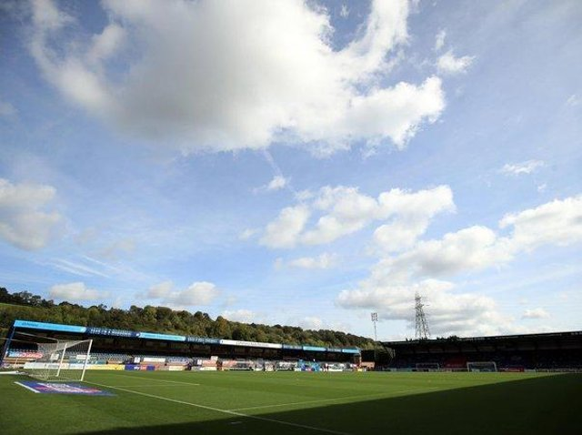 Wycombe Wanderers' Adams Park ground. Picture: Adam Davy/PA