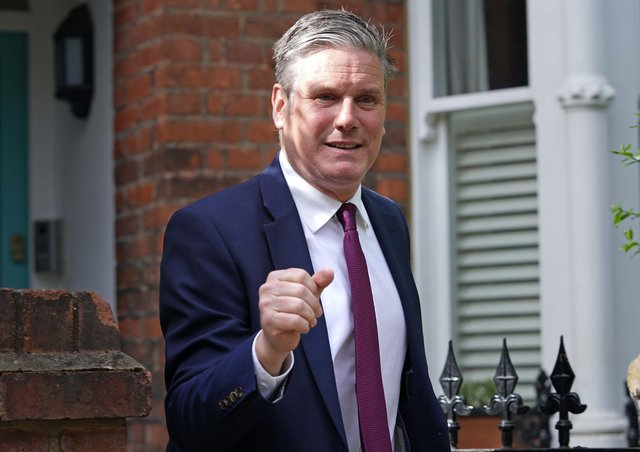 Labour leader Sir Keir Starmer is on the defensive following last week's local elections - and a botched reshuffle.