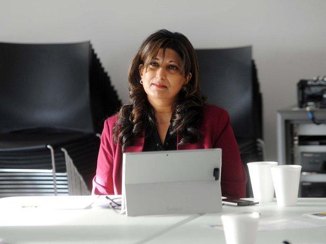 Sharon Jandu