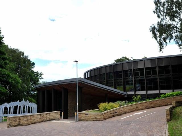 Harrogate Borough Council building