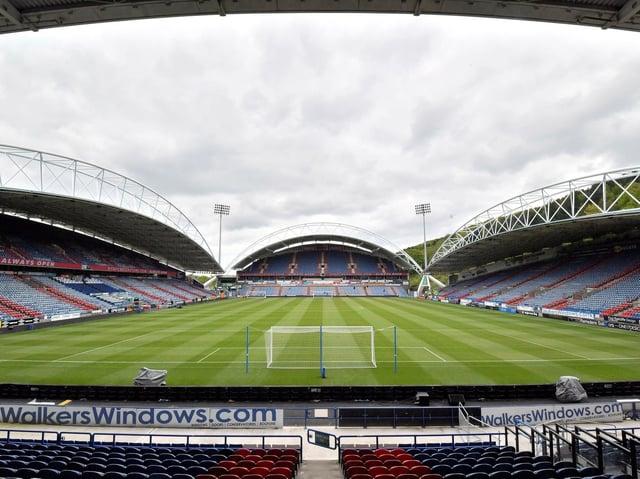 John Smith's Stadium, home of Huddersfield Town.