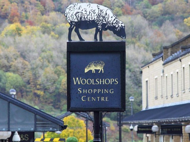 Woolshops is up for sale.