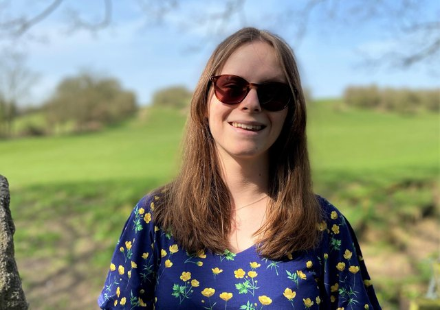 Chloe Tear is a disability blogger and campaigner on disability rights.