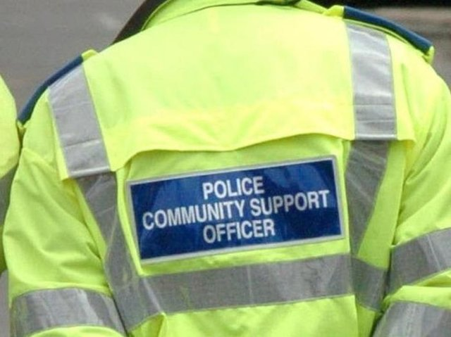 A generic picture of a PCSO.