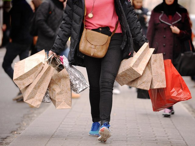 High Streets in large cities are struggling.