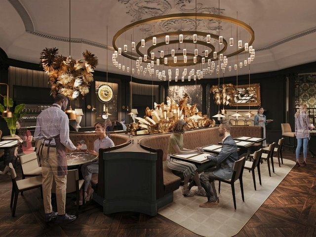 The hotel, part of The QHotels Group, is redeveloping its food and drink offering as it prepares for the post-pandemic business world.