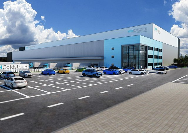 HSH Coldstores is planning a major expansion in Grimsby.