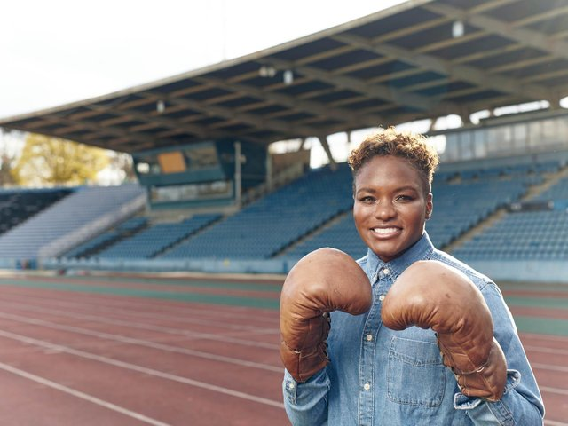 Nicola Adams followed her groundbreaking boxing career with appearing on Strictly Come Dancing. Picture: PA Photo/Mikael Buck for Smart Energy GB.