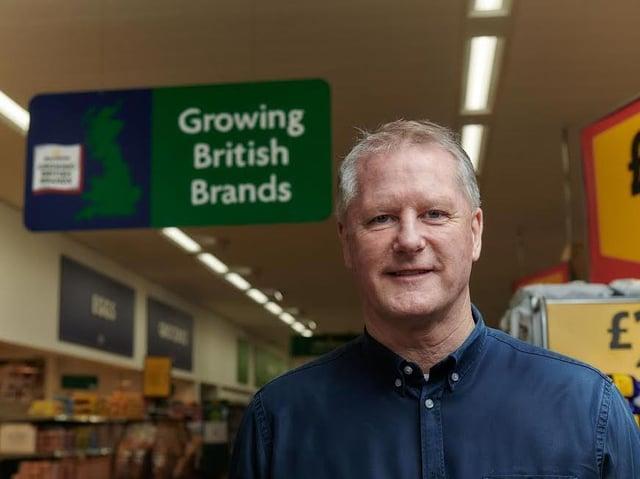 Morrisons CEO, David Potts