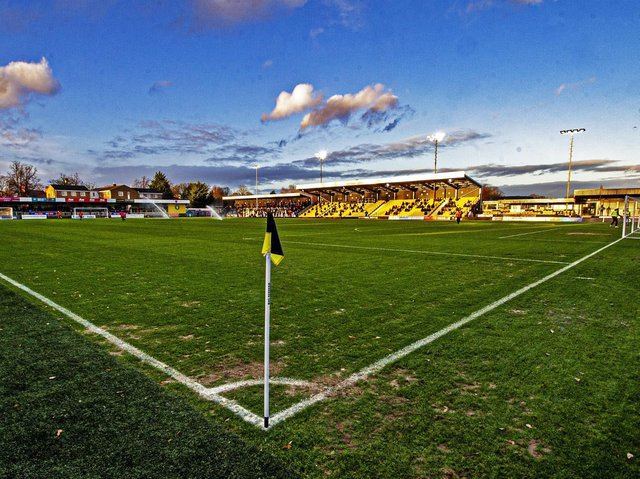 PREMIER ATTRACTION: Newcastle United are due at Harrogate Town's Wetherby Road in July