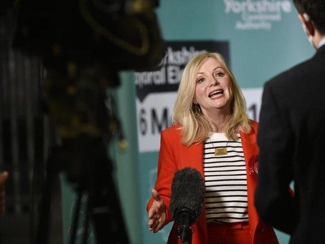 Tracy Brabin is now the metro mayor of West Yorkshire. Picture: Steve Riding.