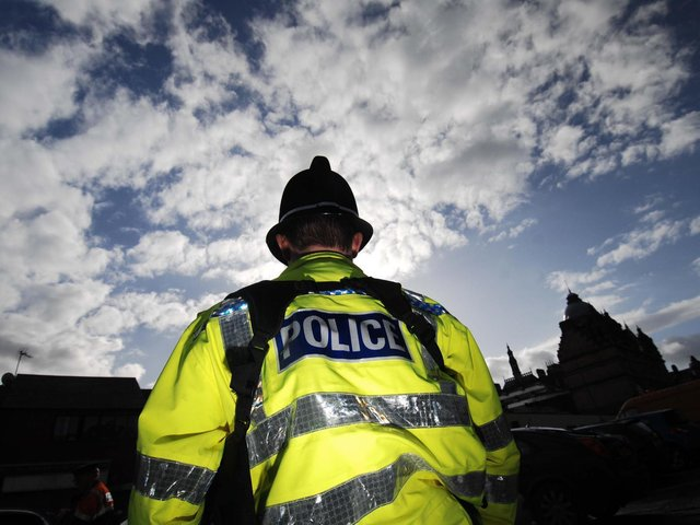A West Yorkshire Police officer accused of downloading child abuse images has told a court his phone may have been hacked (stock image)