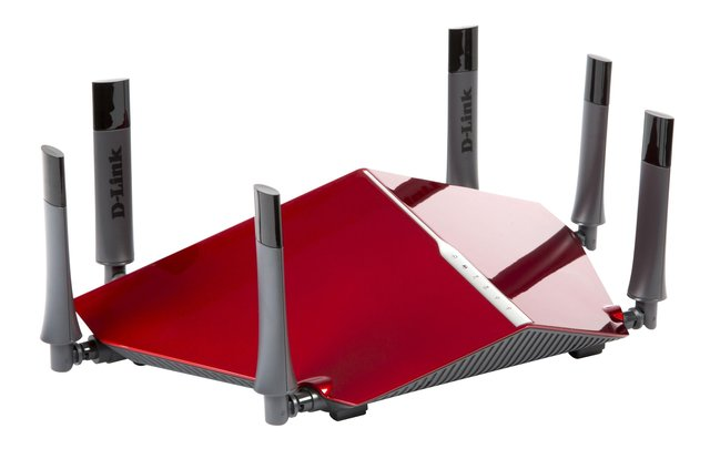 A new router like this D-Link DIR-890L could enhance your security.