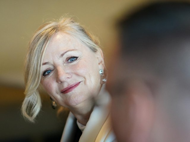Tracy Brabin has become West Yorkshire's first ever metro mayor.
