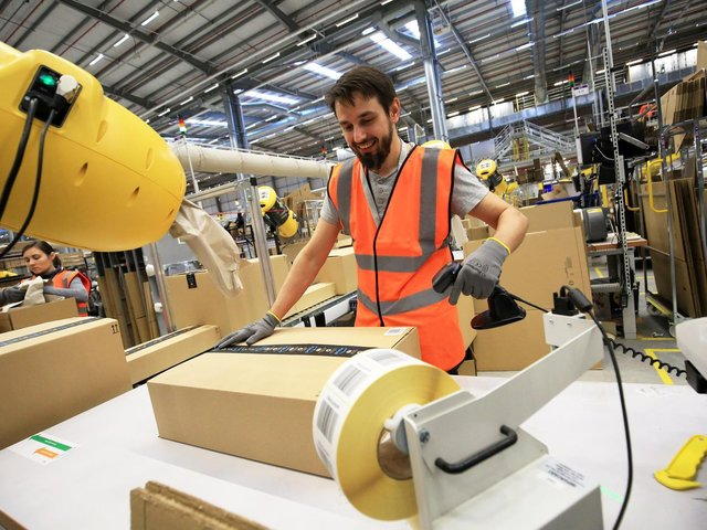 Amazon creating new jobs as it expands