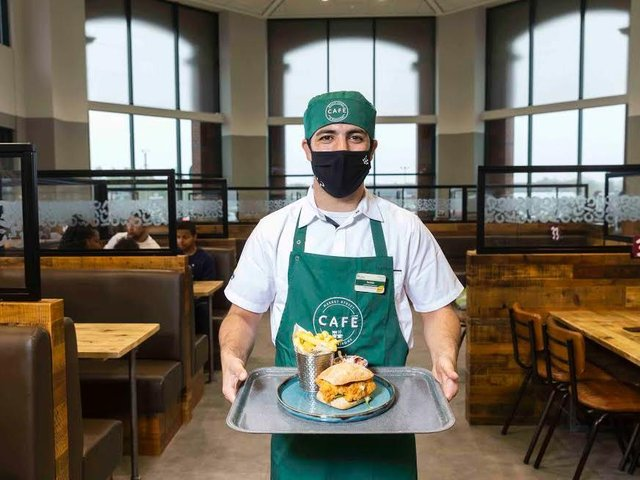 Morrisons said customers can expect an improved dining experience from the cafes as well as a completely refreshed and healthier menu
