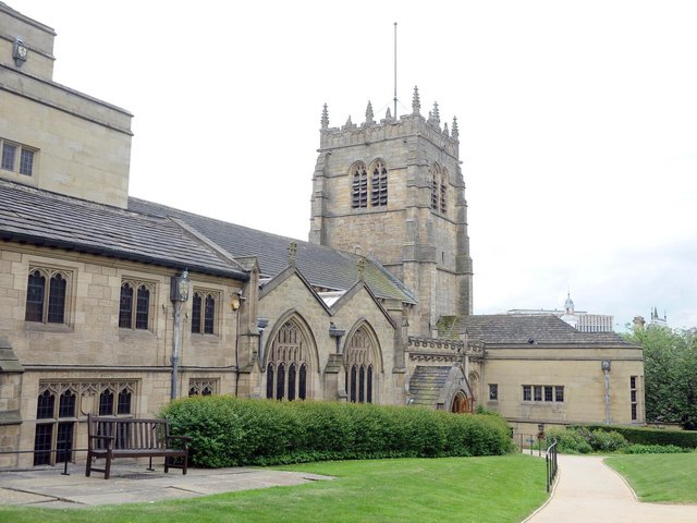 The funeral will take place on Tuesday at Bradford Cathedral