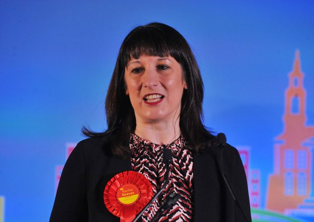 Leeds West MP Rachel Reeves is the new Shadow Chancellor.