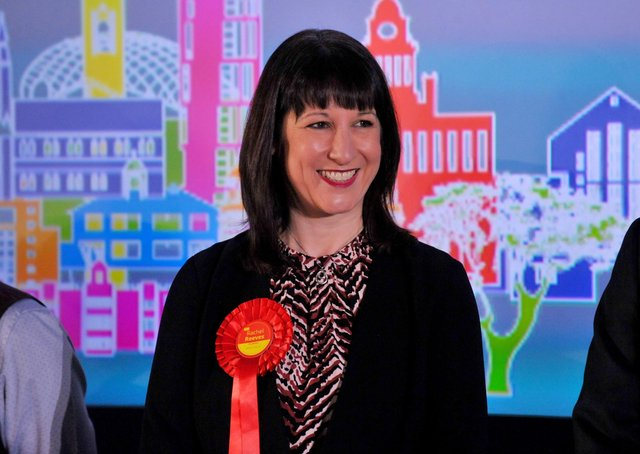 Leeds West MP Rachel Reeves hopes to become the country's first ever female Chancellor.