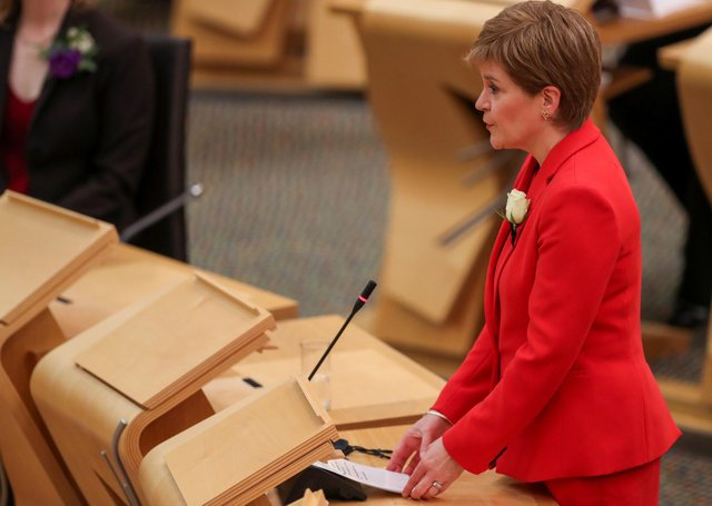 Should Nicola Sturgeon be granted a snap second referendum on Scottish independence?