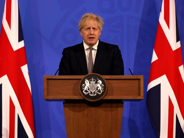 Boris Johnson and the Government need to keep their pledges regarding social care, says Christa Ackroyd. (Picture: Getty).