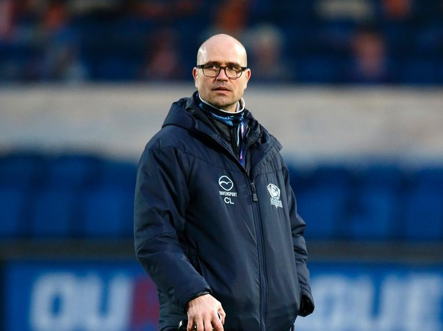 CRAIG LINGARD: The Batley Bulldogs head coach is aiming for a fifth-straight league win tomorrow. Picture: Ed Sykes/SWpix.com.