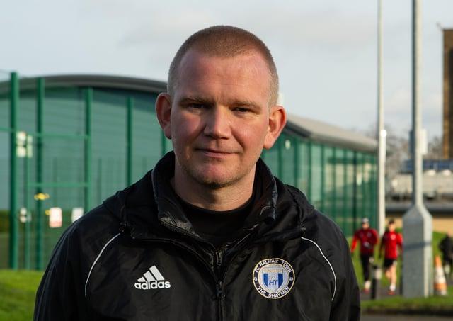 FC Halifax Town manager Pete Wild: Focus on Dagenham.