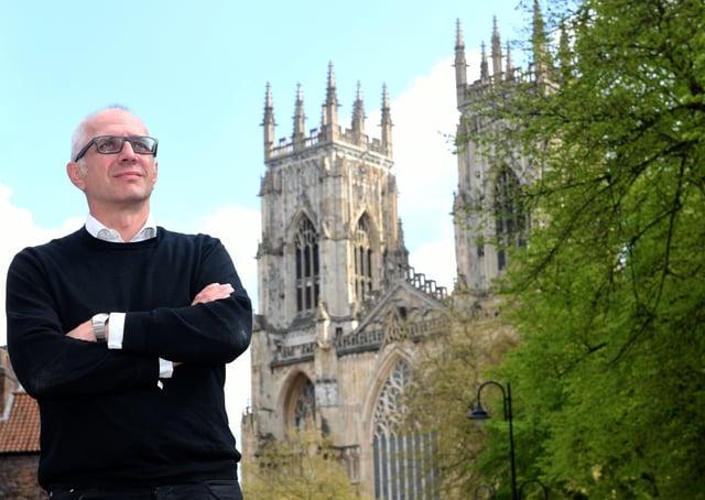 Duncan Sanford, director and portfolio manager at Mole Valley Asset Management in York.