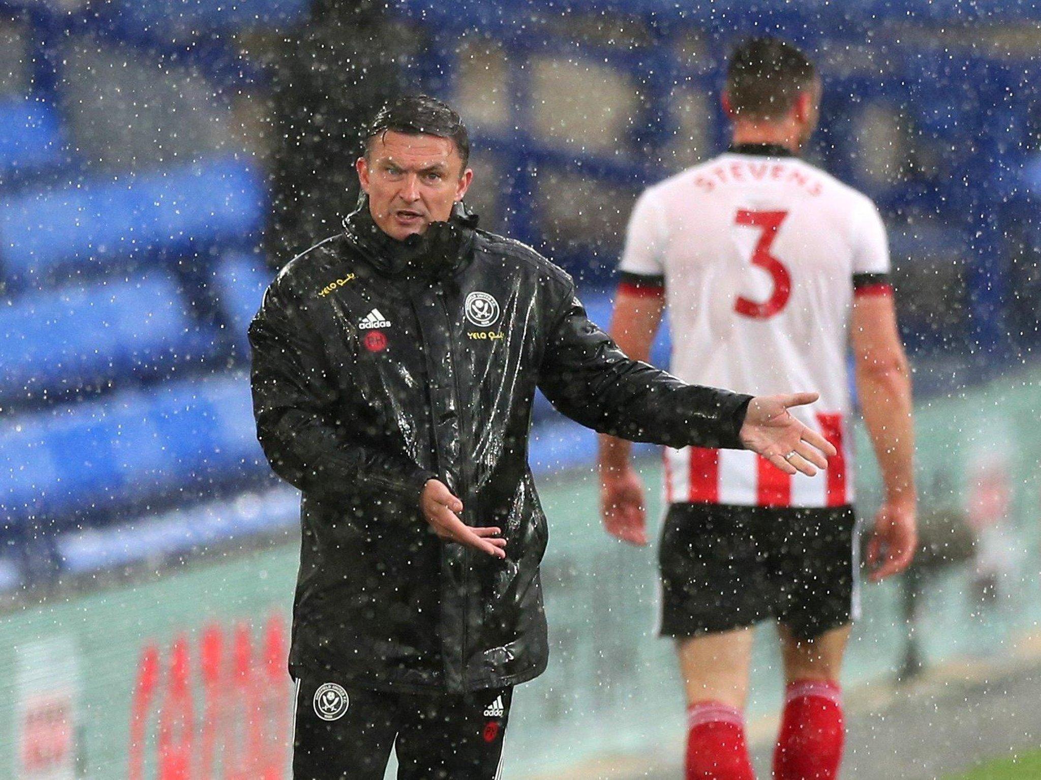 Paul Heckingbottom salutes Sheffield United match-winner ...