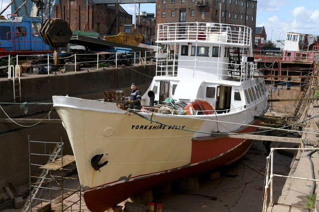 repairs to the Yorkshire Belle continue to prompt much discussion.