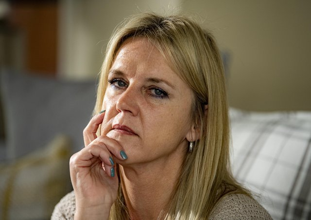 janet Skinner was one of the sub postmasters wrongly jailed in an IT fraud scandal that has become Britain's worst ever miscarriage of justice.