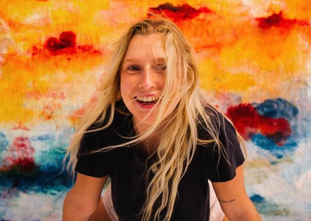 Billie Marten. Picture: Katie Silvester