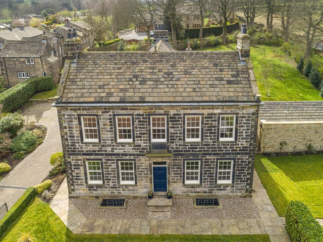 Wooldale Hall is on the market for £1.25m