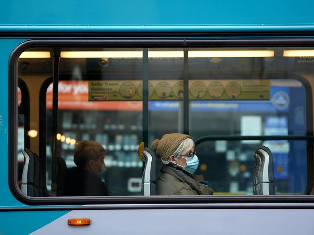 The Campaign for Better Transport is calling on ministers to relax the two-metre rule on public transport