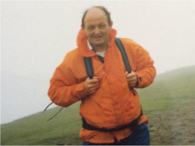 Former Hungerhill PE teacher Barry Winstanley.