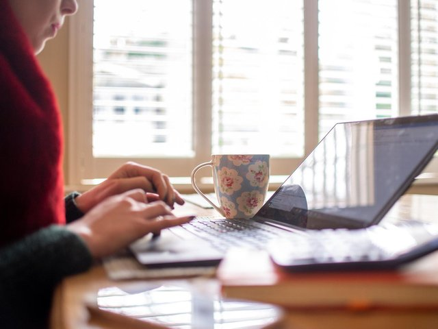 Homeworking might not be here to stay for many.