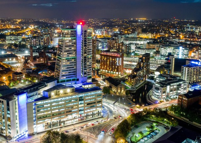 The Government is still to explain its levelling up objectives for Northern cities like Leeds.