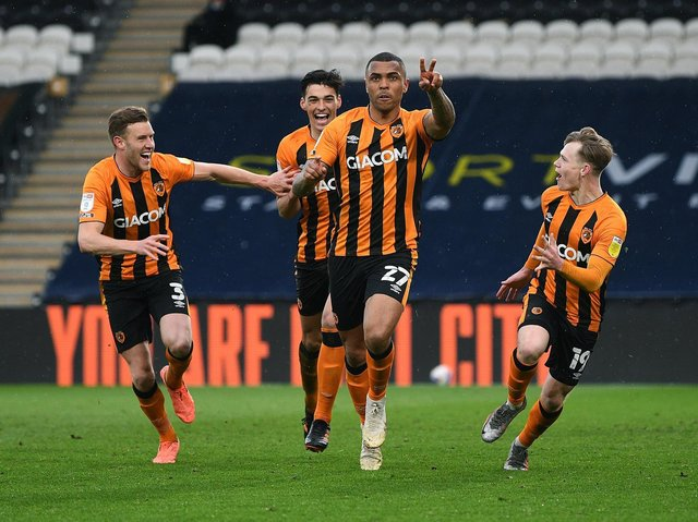 EXTENSION: Hull City have triggered an option in Josh Magennis's contract