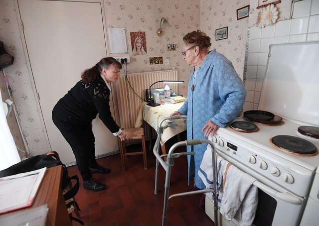 The Government is under growing pressure to reform social care.