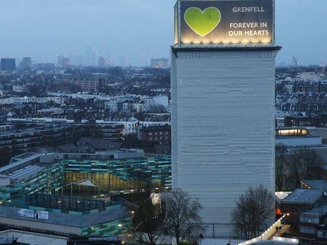 The Grenfell tragedy led to the removal of potentially dangerous cladding on high-rise tower blocks.