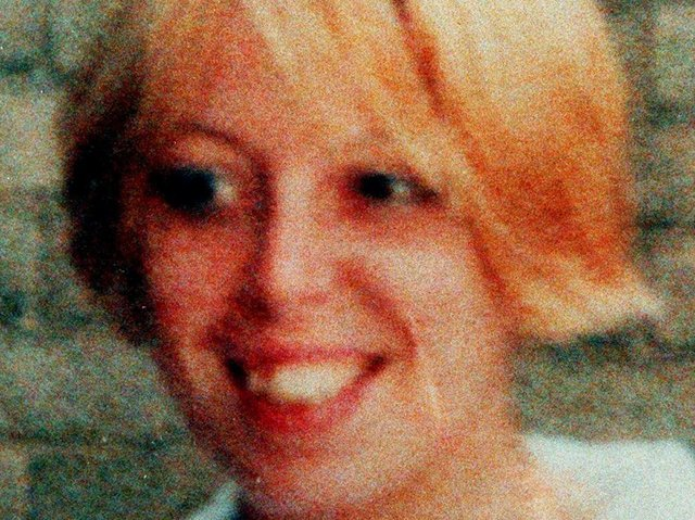 Murder victim: Samantha Class.