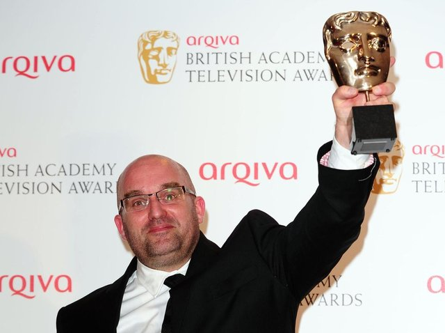 Bafta-winning filmmaker Shane Meadows is making The Gallows Pole for the BBC. Picture: PA
