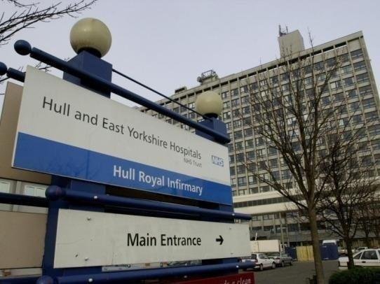 A new £8m intensive care unit to open at Hull Royal Infirmary in the summer. Photo credit: JPIMedia