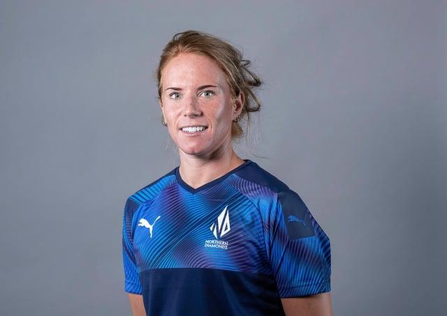 Lauren Winfield-Hill: Northern Diamonds star and England women's cricketer. (Picture: SWPix.com)