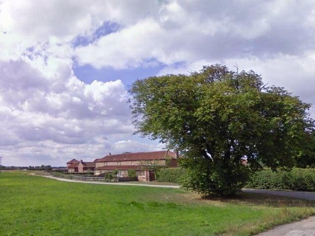 The Enholmes Farm development