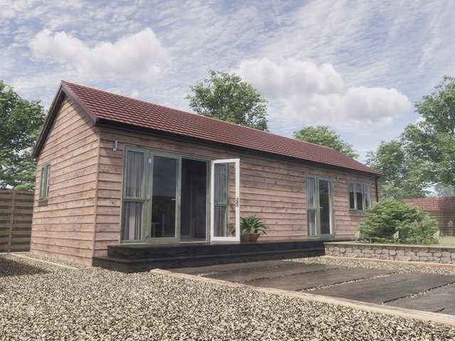 """The Melton """"granny annexe"""" by Yorkshire-based iHus costs from £96,800"""